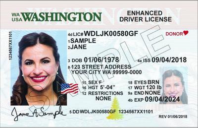 Licencia de conducir mejorada