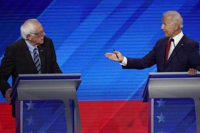 Debate de precandidatos demócratas