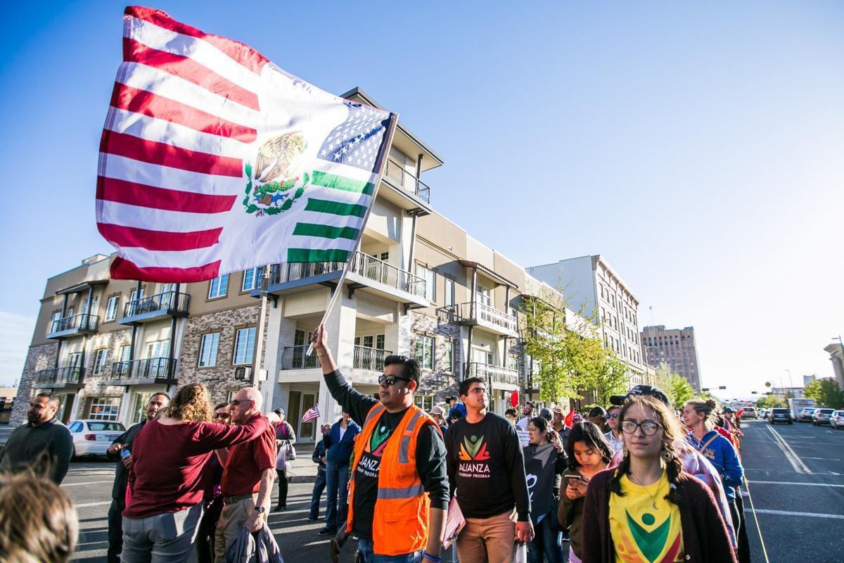 Marcha del 1 de mayo