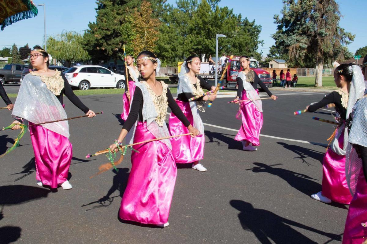 Desfile de la cosecha en Wapato-2