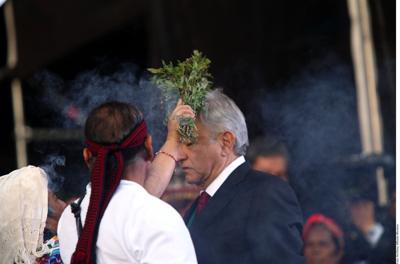 """The new style of López Obrador"""