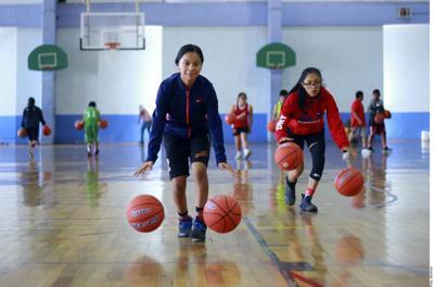 Deporte en la niñez