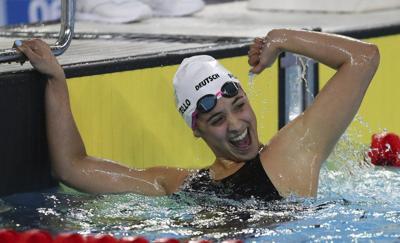 Pignatiello, oro en natación para Argentina en Lima