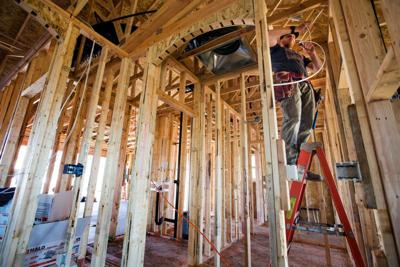 Trabajadores de la construcción (foto español)
