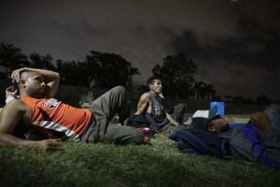 EEUU envía solicitantes de asilo a Centroamérica