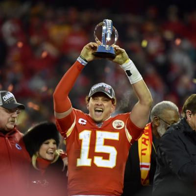 Patrick Mahomes lleva a los Chiefs al Super Bowl