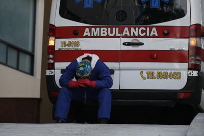 México registra récord de casos de Covid-19 en un día