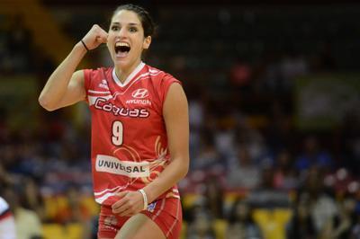 Jennifer Nogueras sale de Grecia