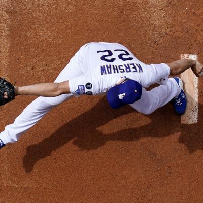 Dodgers vencen a Nacionales
