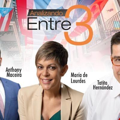 Estrena el nuevo programa político de EL VOCERO: Analizando entre 3