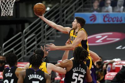 Pacers de Indiana terminan novenos en el Este