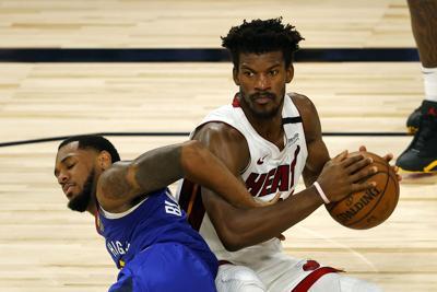 Jimmy Butler no participa en práctica del Heat