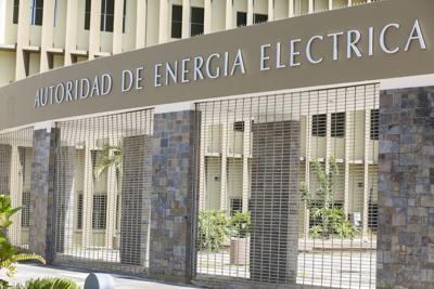 AEE, Autoridad de Energia Electrica, Oficinas Centrales