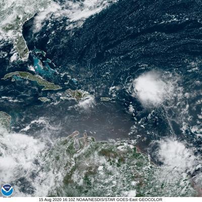 Tormenta tropical Josephine se acerca a islas del Caribe