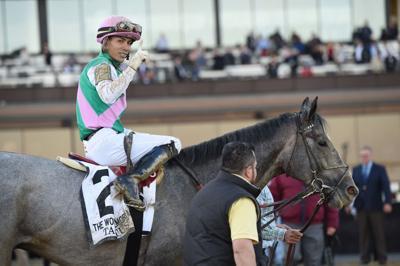 Diez tresañeros disputarán el Belmont Stakes