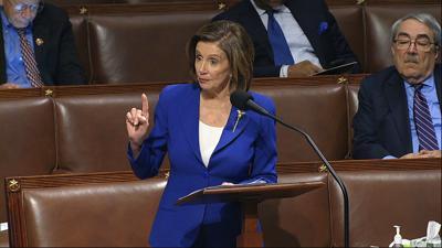 Cámara federal aprueba paquete de ayuda de $2.2 trillones