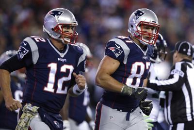 Gronk está entusiasmado por jugar con Brady otra vez