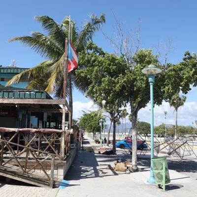Eximirán a comerciantes de La Guancha del pago de renta