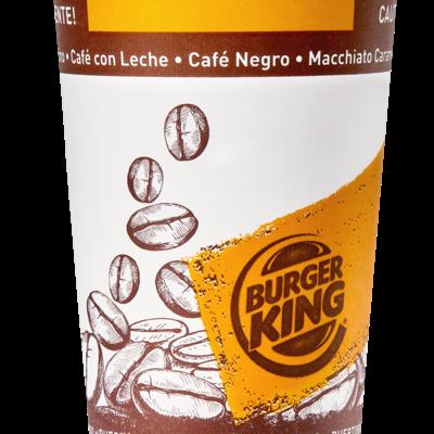 Burger King celebra el Mes del Café con oferta