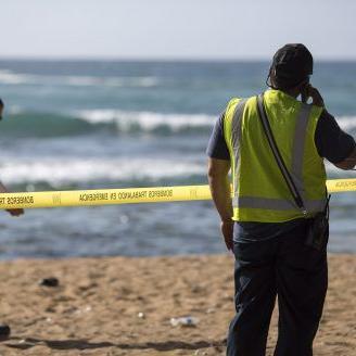 Hombre muere ahogado en Ocean Park