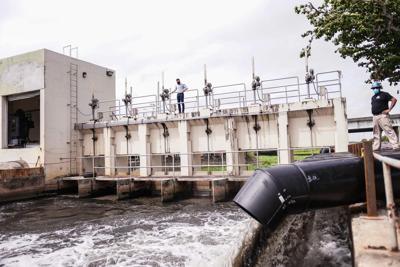 Bajo control áreas inundables en Cataño