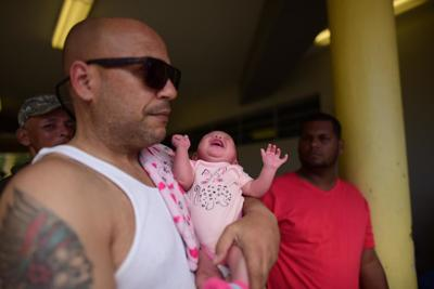 Esfuerzos de recuperación tras sismo en Ponce