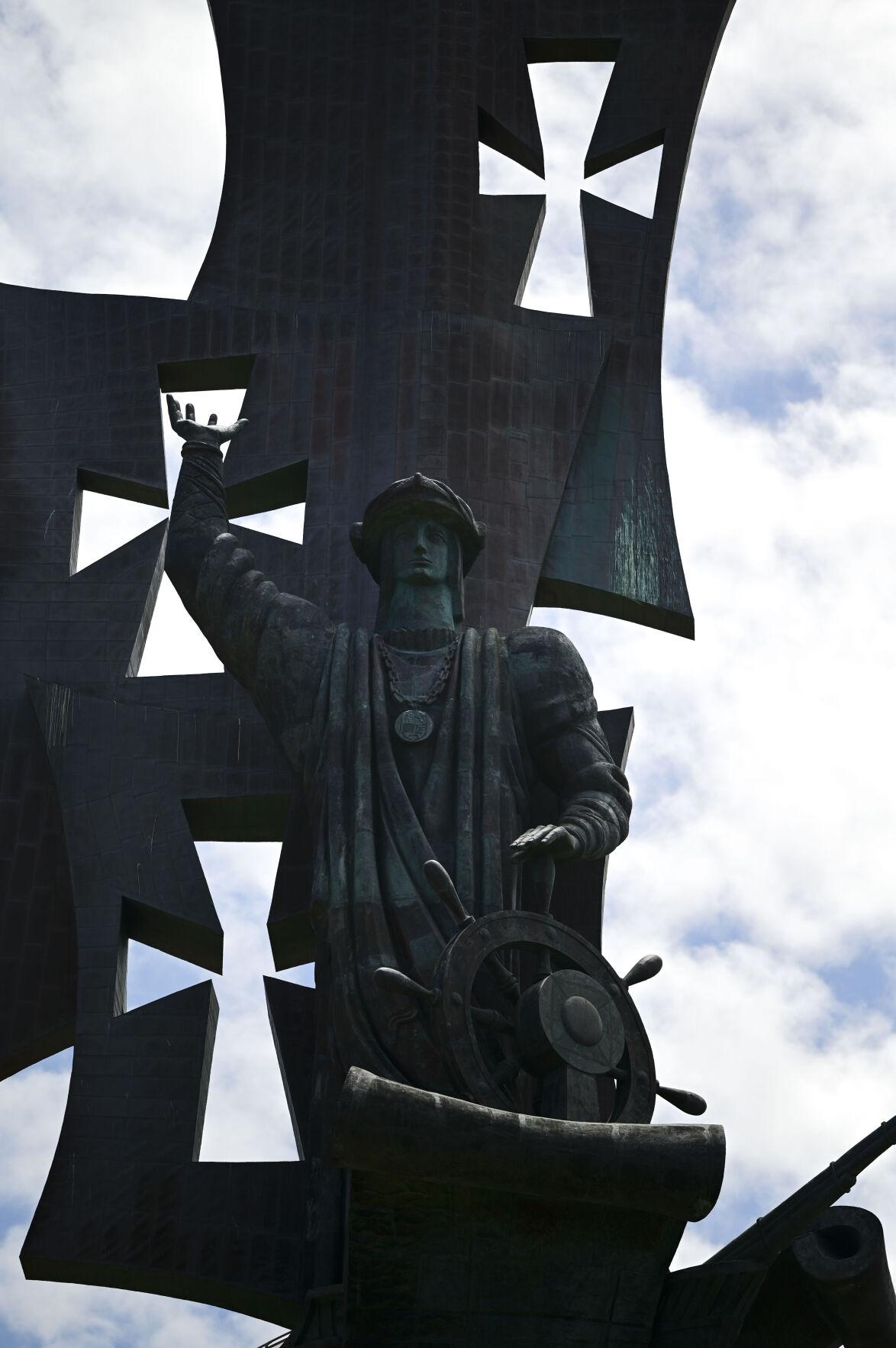 Estatua de Cristóbal Colón 3