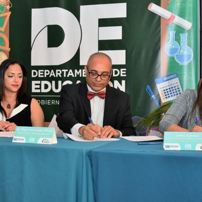 DE refuerza la educación ambiental en las escuelas