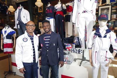 Ralph Lauren crea uniforme para equipo de Estados Unidos que va a los Juegos Olímpicos de Tokio