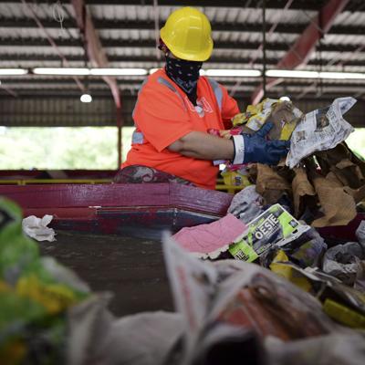 No prospera el reciclaje en la Isla