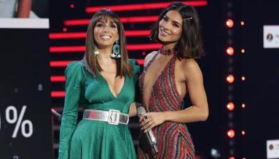 Giselle Blondet y Alejandra Espinoza