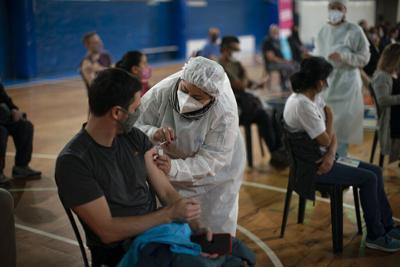 Argentina recibe 3.5 millones de vacunas donadas por Estados Unidos