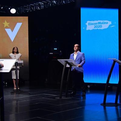 No falta el careo en El Gran Debate 2020