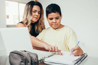Ahora son más los 'homeschoolers'