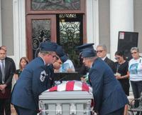 Le rinden homenaje póstumo a militar boricua