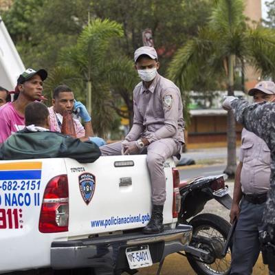 República Dominicana: Advierten sobre flexibilizar toque de queda