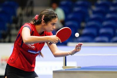 Melanie Díaz finaliza su participación en la Copa Panamericana