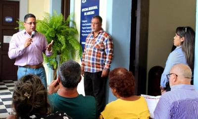 Establecen programa de Reparación, Reconstrucción o Reubicación en Arecibo
