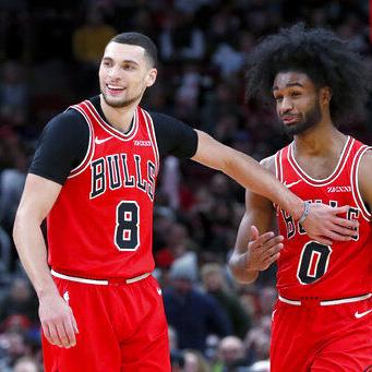 White brilla y Bulls doblegan a Knicks