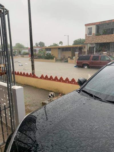 Inundaciones Arecibo