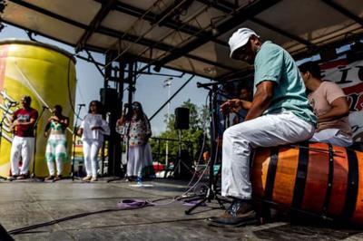 Aplazan Festival Nacional Afrocaribeño