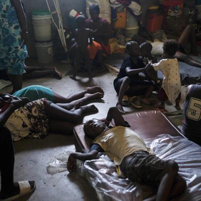 Médicos Sin Fronteras cierra clínica en Haití por violencia