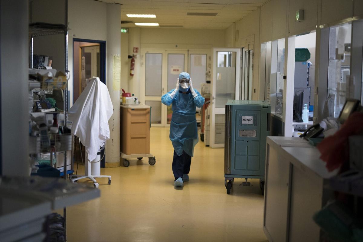 Hospital Francia coronavirus