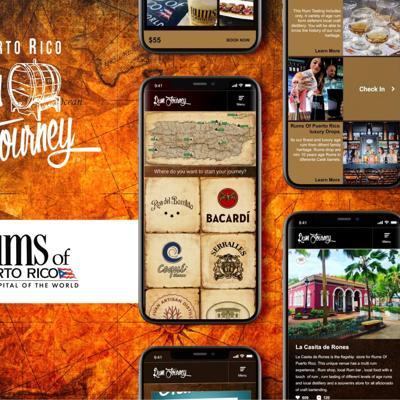 """Presentan el """"Puerto Rico Rum Journey"""""""