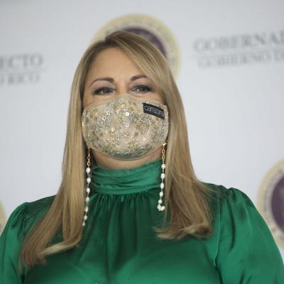 Gobernadora rechaza 'lockdown' por Covid-19