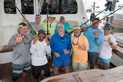 Torneo Internacional de Pesca supera las expectativas