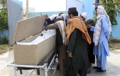 Asesinan a expresentador de televisión de Afganistán
