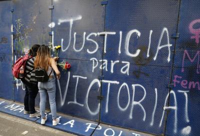 Mexico Police Death
