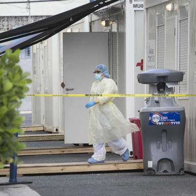 Piden a Salud equipos protectores tras muerte de enfermera