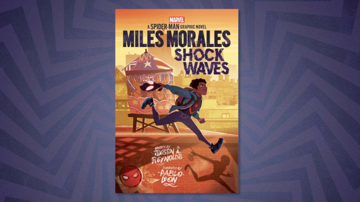 Miles Morales libro